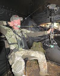 Bow Hunting From A Ground Blind A Diy Gould U0027s Turkey Hunt In Old Mexico Grand View Outdoors