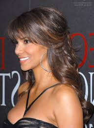 back view of halle berry hair 15 collection of halle berry long hairstyles