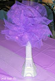 Bridal Shower Centerpiece Ideas by Eiffel Tower Vase Centerpiece Ideas Bridal Shower