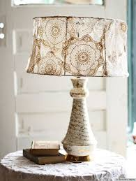 Diy Lamp Shade 9 Diy Lampshade Ideas That Will Personalize Your Bedside Table