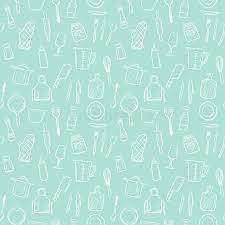 blue pattern background html cooking tools seamless pattern background set stock vector