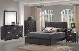 Grey Bedroom Black Furniture Uncategorized Grey Paint Colors For Bedroom Grey Modern Room