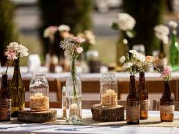 rustic wedding table decorations ideas u2013 house design and planning