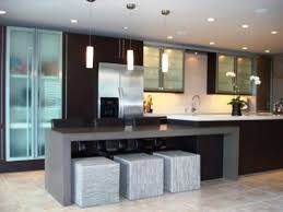 Large Kitchen Islands With Seating Cool Modern Kitchen Islands With Seating