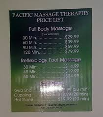 Rub Maps San Jose by Pacific Massage Therapy 13 Reviews Massage Therapy 7123