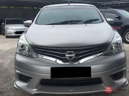 nissan grand livina 2015 nissan grand livina for sale in malaysia for rm70 800 mymotor
