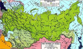 russia in maps maps of russian history