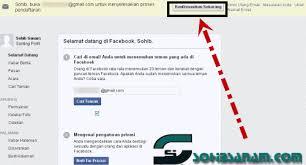 kesulitan membuat akun facebook cara daftar dan membuat facebook fb baru dengan email atau nomer hp