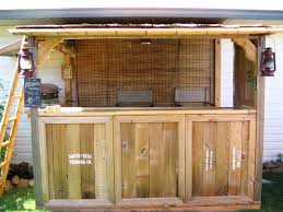 How To Build A Tiki Hut Roof An