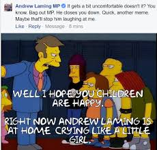 All The Meme - tv news an australian politician spent yesterday arguing with a