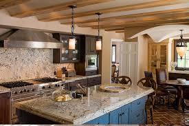 mediterranean style kitchen home design ideas