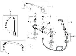 kitchen faucet diverter delta kitchen faucet sprayer repair bloomingcactus me