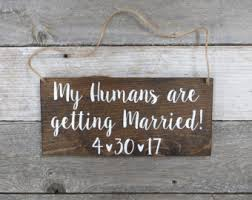 personalized wooden wedding signs wedding sign etsy