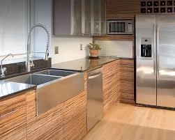 kitchen floor bamboo flooring oversize double bowl apron sink