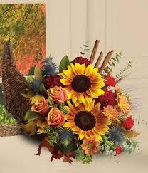cornucopia arrangements autumn harvest cornucopia fall flowers coasttocoastflorist