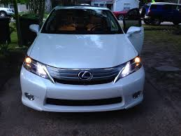 buy lexus hs 250h lighting upgrades clublexus lexus forum discussion