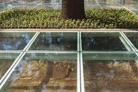 glass floor commercial work glass contractors llc