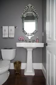 Venetian Mirror Bathroom by 44 Absolutely Stunning Dark And Moody Bathrooms Powder Room And