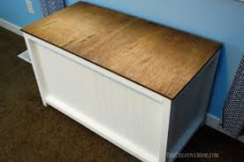 Free Plans To Build A Toy Chest by Storage Chest Or Toy Box Building Plans The Creative Mom