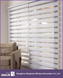 2017 wholesale home decoration day and night combine zebra blinds