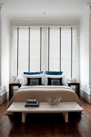 White Wood Blinds Bedroom Wooden Venetian Blinds Leicester D U0026 C Blinds