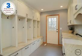 Mudroom Laundry Room Floor Plans 3 Design Ideas For Remodeling Your Mudroom Home Remodeling
