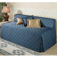 Futon Mattress Covers Walmart Furniture Great Way To Impress Your Guests With Daybed Covers