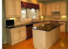 how to refinish oak kitchen cabinets updating oak kitchen cabinets before and after before and after