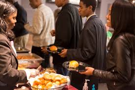 nccu greek chapter welcomes 75 for thanksgiving dinner