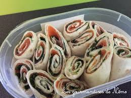 saumon cuisine fut recettes de wraps wraps pour l apéritif recettes apéro faciles