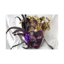 venetian jester mask buy deluxe venetian jester mask assorted colors cappel s