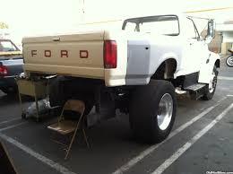 Ford Diesel Dually Trucks - my friends ford f 800 cummins diesel