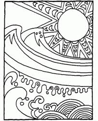 summer coloring pages getcoloringpages for summer fun coloring