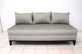 new custom sofa arrives for client red door living