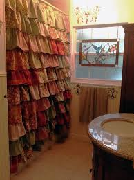 Whimsical Shower Curtains 85 Best Ruffle Shower Curtain Images On Ruffle Shower