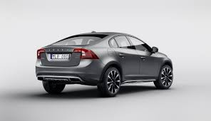 volvo s 2016 volvo s60 cross country and s60 inscription preview j d