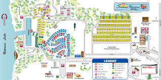 Michigan Campgrounds Map by Quality Camping Inc Find Campgrounds Near Marshall Michigan