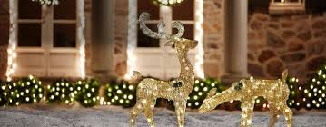 Outdoor Christmas Ornaments Outdoor Christmas Decorations That Make Your Whole House Shine