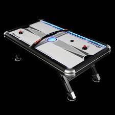 best air hockey table for home use md sports titan 7 5 ft air powered hockey table md sports