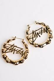 90s hoop earrings 22 best bamboozle images on bamboo jewelry