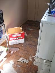 Remove Floor Tiles From Concrete Lilliedale Paper Bag Flooring