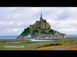 Mont Saint Michel Interior Normandy France Mont St Michel Youtube