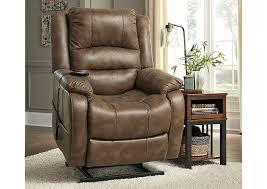 american furniture galleries yandel saddle power lift recliner