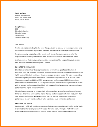 Examples Of A Business Proposal Letter by Simple Business Proposal Letter Choice Image Examples Writing Letter