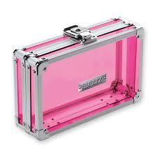 pencil boxes pencil box acrylic pink clear pink acrylic vaultz vz00095