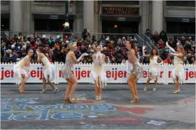 pro elite mcdonald s thanksgiving parade
