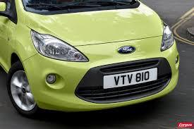 voiture ford ford annonce l u0027arrivée d u0027une petite voiture pour 2012 l u0027argus
