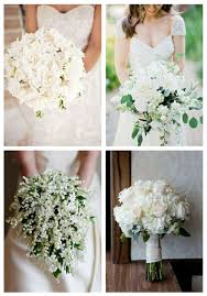 white wedding bouquets 43 timelessly white wedding bouquets happywedd
