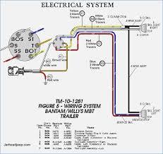blade electric trailer wiring diagram 7 pin truck