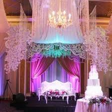 wedding backdrop design philippines true true luxury trang huy wedluxe magazine decor